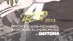 2013 Ricky Carmichael Daytona Amateur Supercross