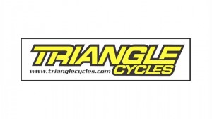Triangle Cycles logo banner