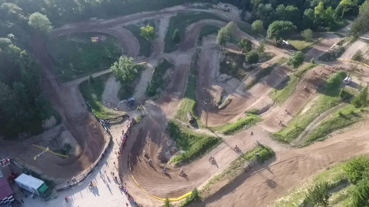 Verdun, France Drone a lap