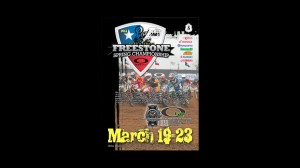 2013 James Stewart Freestone Spring Championships